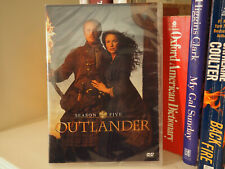 Outlander Season 5 (4-Disc DVD) Fast Shipping!! Sealed! First Class Ship!!