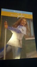 american girl book MEET JULIE like new