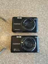 Lot of 2 Fujifilm Digital Cameras -- JX520 & JX660 -- Untested & Sold AS IS
