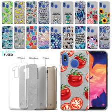 For Samsung Galaxy A10e A102U 5.83 2019 Sparkle Silver TPU Silicone Case Cover