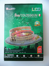 3D Puzzle Kolosseum LED / 2.Wahl / Cubic Fun Rom Italien Colosseum Licht Light