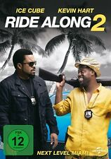 KEVIN/SUMPTER,TIKA ICE CUBE/HART - RIDE ALONG: NEXT LEVEL MIAMI   DVD NEU