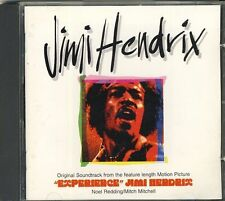 JIMI HENDRIX - experience  SOUNDTRACK CD 1995