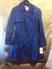 JESSICA SIMPSON BEB BLUE BELL TRENCH COAT BNWT SZ XL - FREE POSTAGE