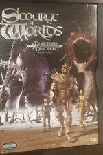 SCOURGE OF THE WORLDS RARE OOP DELETED CULT DVD DUNGEONS AND DRAGONS GAME MOVIE
