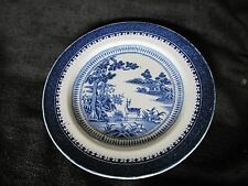 """BOOTHS CHINA ENGLAND LOWESTOFT DEER 8 3/4"""" LUNCH SALAD PLATE (6 AVAIL)"""