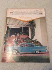 Vintage 1958 Cadillac Ad