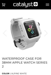 Catalyst WATERPROOF CASE FOR 38MM APPLE WATCH SERIES 2