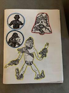 Rare 2007 Carlos Gonzalez Zine SLIME FREAK #6 Comic Art Artist
