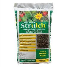 More details for strulch organic dual action garden straw mulch 100lt bag