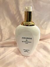 AMARIGE Givenchy Perfumed Silk Body Veil Lotion 6.7oz New Tester Box Authentic