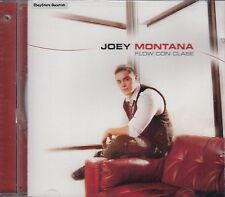 Joey Montana Flow Con Clase CD New Sealed