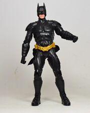 Batman Figure Action Cape The Dark Knight Mattel H35 DC Comic vintage toy -0ZF