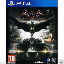 Batman Arkham Knight Game for Sony Playstation 4 PS4 Brand New Sealed UK PAL