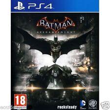 BATMAN Arkham Knight GIOCO PER SONY PLAYSTATION 4 PS4 SIGILLATO Nuovo di Zecca REGNO UNITO PAL