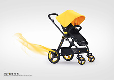 NEW YELLOW GENUINE 2016 iBelieve I.Believe Cameleon Baby Stroller Pram Bassinet