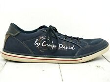 Details zu CAMP DAVID Sneaker mit Label Print Größe 42 Schuhe Neu 2019