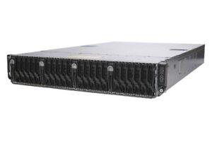 Dell PowerEdge C6220 4 x Node Server 8 x E5-2620 6-Core 256GB RAM 8 x 1TB RAID