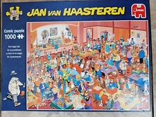 Jan Van Haasteren-The Magic Fair-1000 pieces-only used once, very good condition
