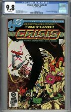 Crisis On Infinite Earths #2 CGC 9.8 NM/MT 1st Appearance of the Anti-Monitor WP