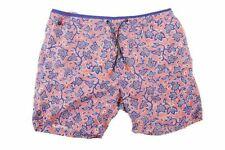 Scotch and Soda bright orange pattern swimshorts XXL RRP75 PUR207
