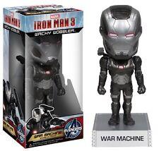Funko Iron Man 3 WAR MACHINE pop Wacky Wobbler Bobble Head Figure New - READ