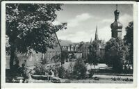 Ansichtskarte Apolda - Blick zum Turnplatz 1948 - SELTEN !! - schwarz/weiß