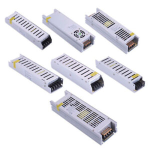 DC 12V drive switching power supply transformer for LED strip adapter 1pcs