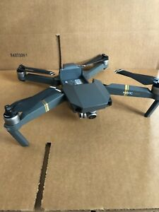 MINT Original DJI Mavic Pro Camera Quadcopter Drone ONLY