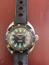 POLJOT Amphibian russian diver watch automatic