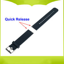 22mm Quick Release Watch Strap Wrist Band For Moto 360 2 Gen Samsung Gear 2 R380
