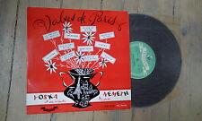 LP 25 CM YOSKA NEMETH - VALSES DE PARIS / excellent état