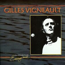 Collection Emergence Gilles Vigneault MUSIC CD