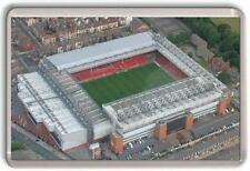 Anfield Stadium Liverpool FC Aerial image Fridge Magnet #1