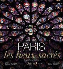 Paris Lieux sacrés - Corinne et Gilles Targat - Du Chêne