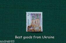 Poland stamp 2002 Gniezno city