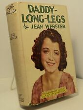 Daddy-Long-Legs by Jean Webster - movie tie-in edition - Janet Gaynor