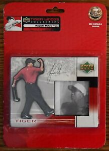 2004 Upper Deck Tiger Woods Collection Magnetic Picture Frame