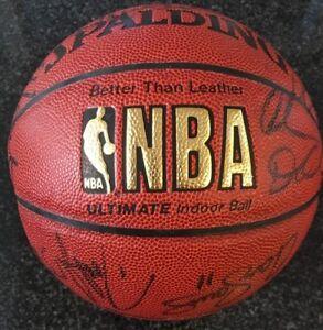 1997-98 Boston Celtics Team Signed NBA Basketball Anderson Walker Billups