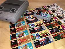 Retroflag Snes SuperPi Case cartridge Stickers Repositionable Au Detail