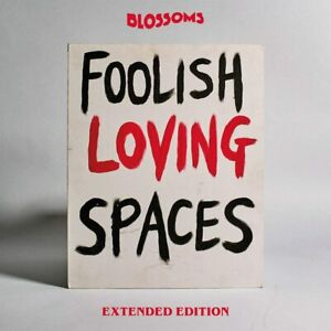 Blossoms - Foolish Loving Spaces (Extended Edition) [CD] Sent Sameday*