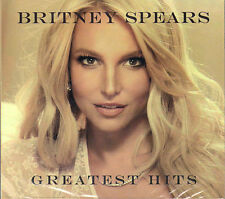 BRITNEY SPEARS Greatest Hits 2016 limited edition 2CD