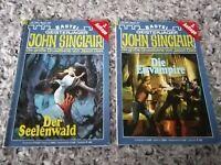 2 x John Sinclair 3.Auflage : 177 und 178