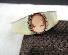 AMEDEO Florence 20mm Cameo Enamel Bracelet  NEW SOLD OUT ON HSN