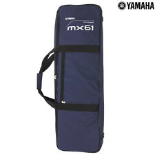 Yamaha MX61 Travel Case Carry Blue Bag for MX61 Keyboard l USA Authorized Dealer