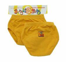 Bright Bots Washable Potty Training Pants (2pk, Yellow, Medium, 18-24 months)