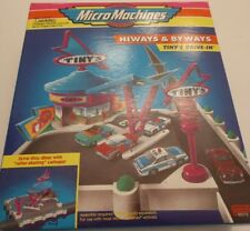 Micro Machines Hiways & Byways Tiny's Drive-In Galoob NIB K