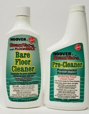 Hoover SteamVac & FloorMax Bare Floor Cleaner & Pre-Cleaner New Sealed Bottles