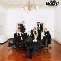 NCT DREAM [WE BOOM] Preorder 3rd Mini Album CD+POSTER+PhotoBook+Card+Gift Sealed