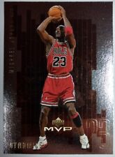 Michael Jordan insert 1999-2000 Upper Deck MVP Dynamics #D1